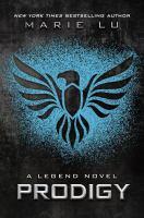 Cover image for Prodigy : a Legend novel