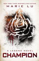 Cover image for Champion : a Legend novel