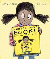 Cover image for Look! I wrote a book! (And you can too!)