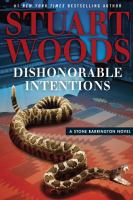 Cover image for Dishonorable intentions