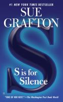 Cover image for S is for silence