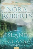 Cover image for Island of glass