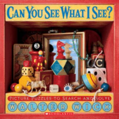 Cover image for Can you see what I see? : picture puzzles to search and solve