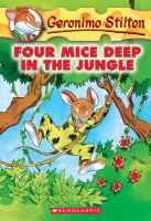 Cover image for Four mice deep in the jungle