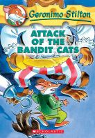 Cover image for Attack of the bandit cats