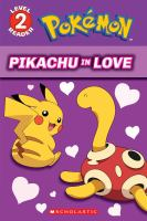 Cover image for Pikachu in love