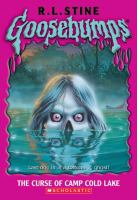 Cover image for The curse of Camp Cold Lake