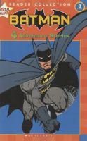 Cover image for Batman : 4 adventure stories.