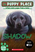 Cover image for The Puppy place. Shadow