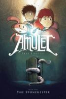 Cover image for Amulet. Book one, The stonekeeper