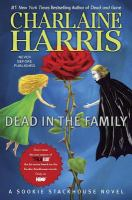 Cover image for Dead in the family