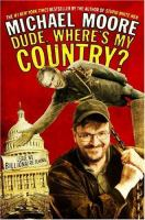 Cover image for Dude, where's my country?