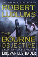 Cover image for Robert Ludlum's the Bourne objective
