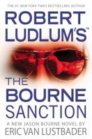 Cover image for Robert Ludlum's the Bourne sanction