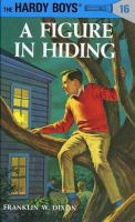 Cover image for A figure in hiding