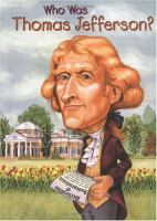 Cover image for Who was Thomas Jefferson?
