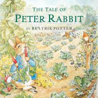Cover image for The tale of Peter Rabbit