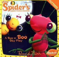 Cover image for A bug-a-boo day play