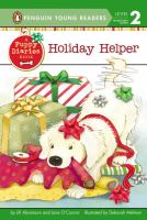 Cover image for Holiday helper
