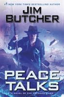 Cover image for Peace talks : a novel of the Dresden files