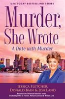 Cover image for A date with murder : a murder, she wrote mystery
