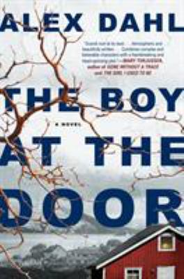 Cover image for The boy at the door