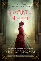 Cover image for The art of theft