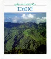 Cover image for Idaho
