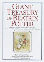 Cover image for Giant treasury of Beatrix Potter