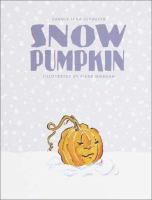 Cover image for Snow pumpkin