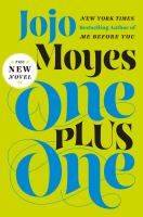 Cover image for One plus one : a novel