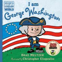 Cover image for I am George Washington