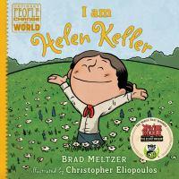 Cover image for I am Helen Keller