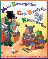 Cover image for Miss Bindergarten gets ready for kindergarten