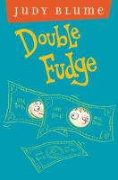 Cover image for Double Fudge