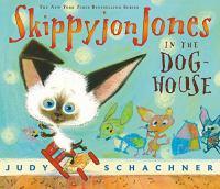 Cover image for Skippyjon Jones in the dog house