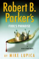 Cover image for Robert B. Parker's Fool's paradise