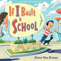 Cover image for If I built a school
