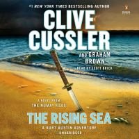 Cover image for The rising sea a novel from the NUMA files