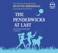 Cover image for The Penderwicks at last