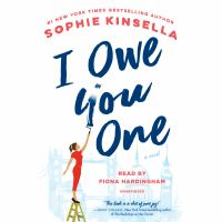 Cover image for I owe you one