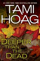 Cover image for Deeper than the dead