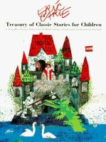 Cover image for Eric Carle's treasury of classic stories for children