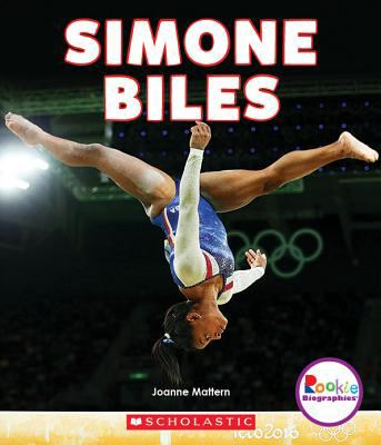 Cover image for Simone Biles : America's Greatest Gymnast