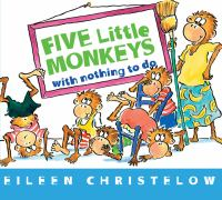 Cover image for Five little monkeys with nothing to do