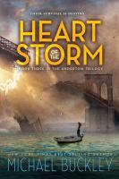 Cover image for Heart of the storm