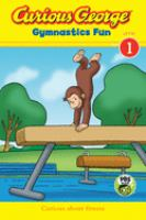 Cover image for Curious George : Gymnastics fun