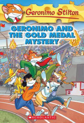 Cover image for Geronimo and the gold medal mystery