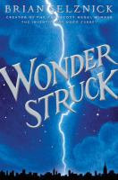 Cover image for Wonderstruck : a novel in words and pictures