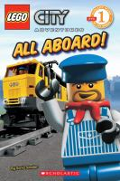 Cover image for All aboard!